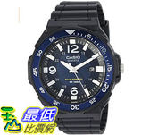 [美國直購] 手錶 Casio Mens MRWS310H-2BV Solar Powered Quartz Resin Automatic Watch Black