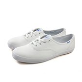 Keds CHAMPION WHITE LEATHER 休閒鞋 皮革 經典款 女鞋 白色 9191W110015 no197