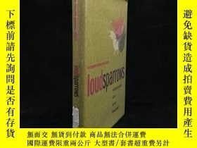 二手書博民逛書店2006年罕見Loud Sparrows: Contempora