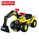 費雪牌 Fisher-Price 工程車-挖土機