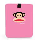 (福利品出清) Paul Frank iPad 皮革保護套