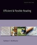 二手書博民逛書店 《Efficient & Flexible Reading》 R2Y ISBN:9780321445728│Longman Publishing Group