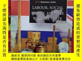 二手書博民逛書店LABOUR罕見SOCIAL POLICY AND THE WELFARE STATEY14530 看圖