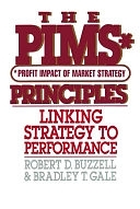 二手書博民逛書店《The PIMS Principles: Linking Strategy to Performance》 R2Y ISBN:0029044308