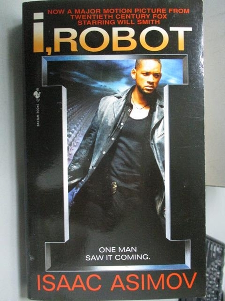 【書寶二手書T9/原文小說_NQB】I Robot_Isaac Asimov