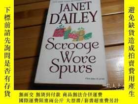二手書博民逛書店SCROOGE罕見WORE SPURSY19865 JANET