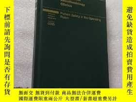 二手書博民逛書店Patient罕見Safety in the Operating