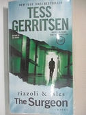 【書寶二手書T1/原文小說_IEW】The Surgeon_Gerritsen, Tess