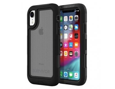 Griffin Survivor Extreme iPhone XR 超強韌防摔保護殼 強強滾