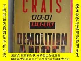 二手書博民逛書店Demolition罕見Angel【英文原版】Y146810 R