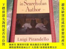 二手書博民逛書店英文原版:Six罕見Characters in Search o