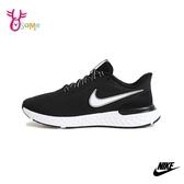 NIKE慢跑鞋 女鞋 運動鞋 跑步鞋 輕量避震 訓練鞋 健身 REVOLUTION 5 EXT Q7044#黑白◆奧森