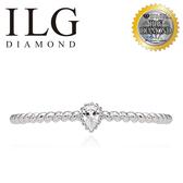 (零碼)【美國ILG鑽飾】Tears 眼淚的盼望 -頂級美國ILG鑽飾,媲美真鑽亮度的鑽飾 RiS09