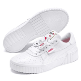 PUMA Cali X HK Wns 女鞋 休閒 HELLO KITTY聯名 限量 皮革 白 【運動世界】 37232801