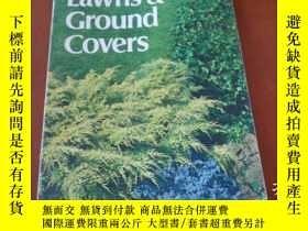 二手書博民逛書店SUNSET罕見LAWNS & GROUND COVERSY20