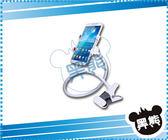 黑熊館 手機支架 懶人支架 超輕 雙夾大夾具 手機座 iPhone 6 Plus Note4 M9 S6 EYE