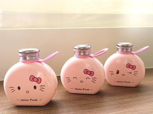 Hello kitty 玻璃水壺