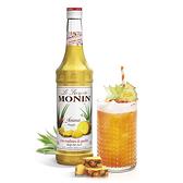 Monin糖漿-鳳梨700ml (專業調酒比賽 及 世界咖啡師大賽 指定專用產品)