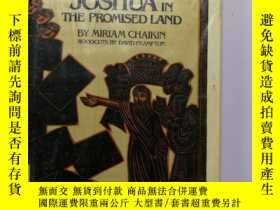 二手書博民逛書店Joshua罕見in the Promised LandY194