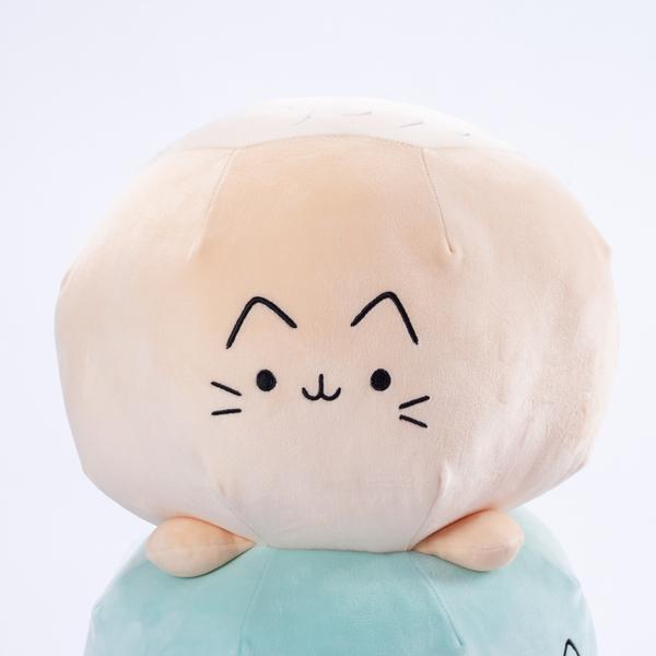 【88元折價券】三色甜筒貓咪大抱枕-生活工場