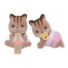 森林家族 紅松鼠雙胞胎_EP15792