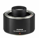 【聖影數位】Fujifilm XF 2X TC WR 原廠增距鏡 加倍鏡 XF 50-140mm、100-400mm 適用 平行輸入