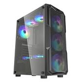 darkFlash Aquarius ATX水瓶座 電腦機箱/機殼-鐵網面板(不含風扇)【DF01-0012】