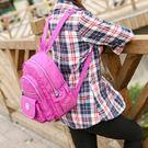 (都有現貨)韓版防水後背包。AngelNaNa 水洗布 超輕量 簡約雙肩包 -S號(SBA0198)