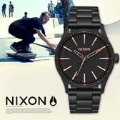 NIXON A450-957 THE Sentry 38 SS 瑞士機芯 現貨!