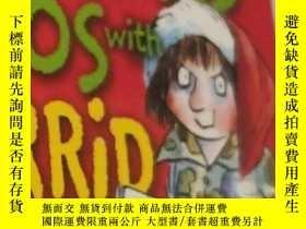 二手書博民逛書店Christmas罕見Chaos with Horrid Henry 聖誕混亂與可怕的亨利Y200392