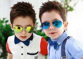兒童太陽鏡男童偏光小孩蛤蟆眼鏡防紫外線舒適女童寶寶個性墨鏡潮