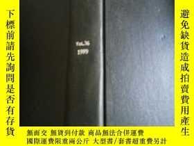 二手書博民逛書店filtration罕見& separation vol.36