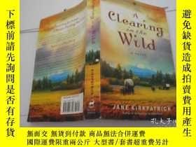 二手書博民逛書店A罕見Clearing in the wildY205889 JANE KIPKPATRICK WATER B
