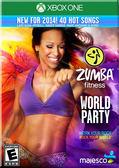 X1 Zumba Fitness World Party 尊巴塑身世界派對(美版代購)
