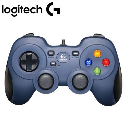 全新 羅技 遊戲控制器 Gamepad F310 舒適防滑握把 遊戲搖桿 手把 經典按鈕配