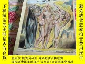 二手書博民逛書店William罕見Blake: The Complete Ill