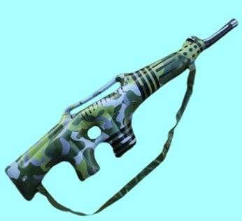[協貿國際]  兒童卡賓槍玩具充氣槍遊戲舞台道具 (2入)
