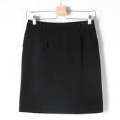 【MASTINA】設計款修身窄裙-黑 精選單一價