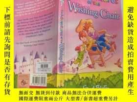 二手書博民逛書店wishing罕見chair 許願椅:Y200392