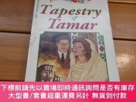 二手書博民逛書店Tapestry罕見of Tamar(Tapestry的瑪)Y19865 Colleen L. Reece H