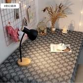 現貨 桌布日式北歐茶幾墊餐桌布書桌【聚寶屋】