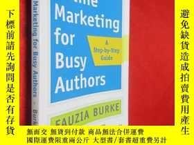 二手書博民逛書店Online罕見Marketing for Busy Autho