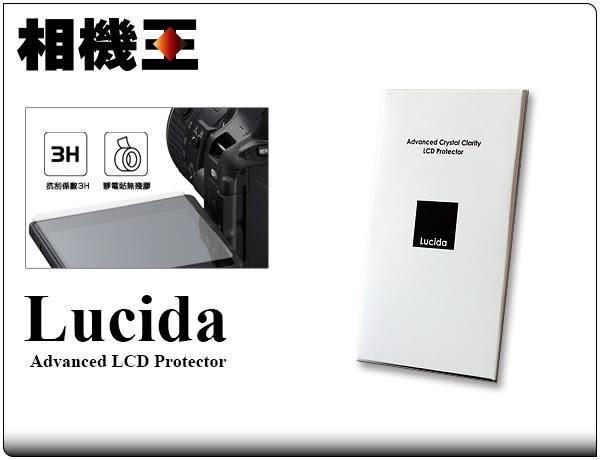 ★相機王★Lucida Advanced LCD 螢幕保護貼 A39〔3.5吋 GF7、GF8、X-M1適用〕