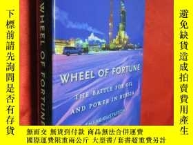 二手書博民逛書店Wheel罕見of Fortune: The Battle fo