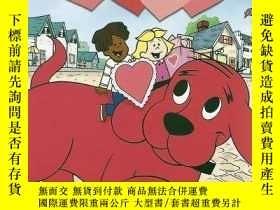二手書博民逛書店Valentine罕見Surprise (Clifford the Big Red Dog) (Big Red R