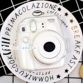 BaiBaiCamera (透明) 富士 Mini 8 mini8+ mini9 水晶殼 拍立得 保護殼 保護套 透明殼 相機包
