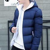 冬季男裝棉服韓版潮流衣服青年休閒羽絨棉外套棉衣冬裝學生棉襖子