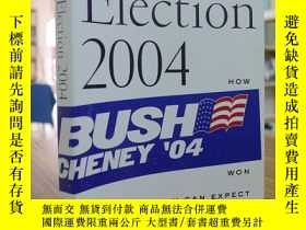二手書博民逛書店Evan罕見Thomas:Election 2004(埃文•托馬