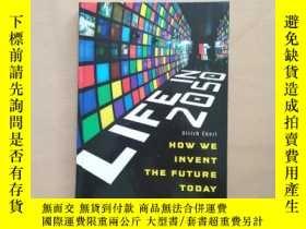 二手書博民逛書店how罕見we invent the future today(