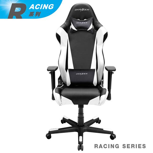 DXRACER 極限電競款 賽車椅 RW001  (黑白色)